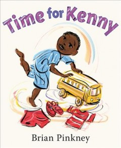 Time for Kenny by Pinkney, J. Brian