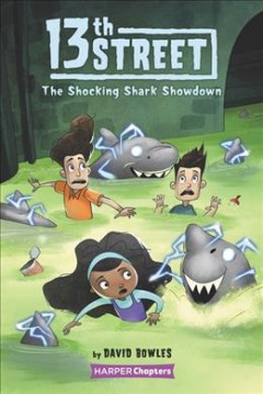 The shocking shark showdown by Bowles, David