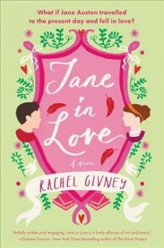 Jane in love : a novel by Givney, Rachel