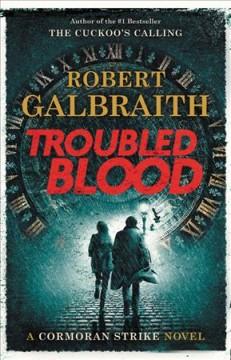 Troubled blood by Galbraith, Robert