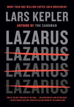 Lazarus by Kepler, Lars
