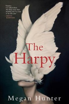 The harpy by Hunter, Megan