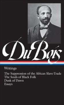 Writings by Du Bois, W. E. B.
