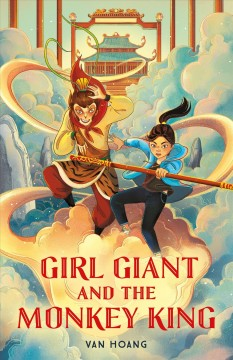 Girl giant and the Monkey King by Hoàng, Van