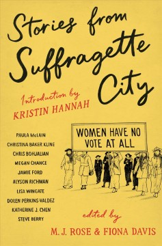 Stories from suffragette city by