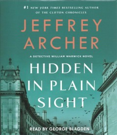 Hidden in plain sight by Archer, Jeffrey