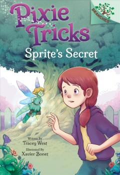 Sprite's secret by West, Tracey