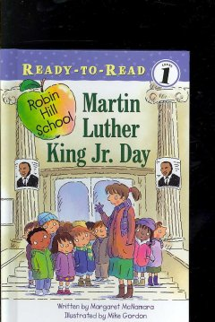 Martin Luther King, Jr. Day by McNamara, Margaret.