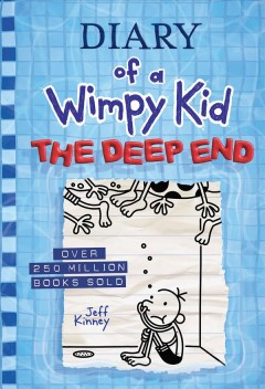 Diary of a wimpy kid :  the deep end by Kinney, Jeff