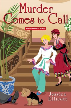 Murder comes to call by Ellicott, Jessica