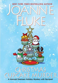Christmas cupcake murder by Fluke, Joanne