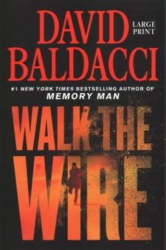 Walk the wire by Baldacci, David