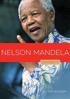 Nelson Mandela by Bodden, Valerie