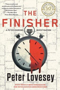 The finisher : a Peter Diamond investigation by Lovesey, Peter