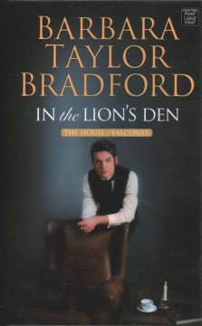 In the lion's den by Bradford, Barbara Taylor