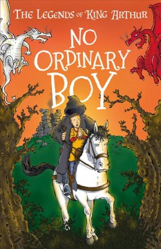 No ordinary boy by Mayhew, Tracey