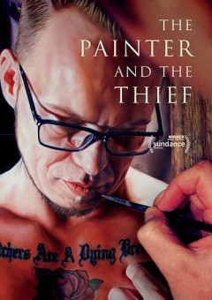 The painter and the thief by Artist Not Provided