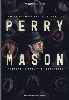 Perry Mason: The Complete First Season by Rhys, Matthew