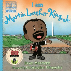 I am Martin Luther King, Jr. by Meltzer, Brad