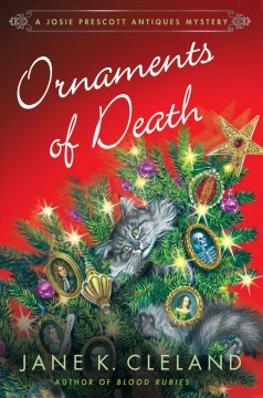 Ornaments of death by Cleland, Jane K.