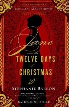 Jane and the twelve days of Christmas by Barron, Stephanie.