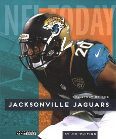 Jacksonville Jaguars by Whiting, Jim