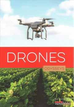 Drones by Whiting, Jim.