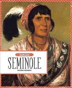 Seminole by Bodden, Valerie.