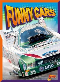 Funny cars by Caswell, Deanna