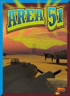 Area 51 by Steinkraus, Kyla