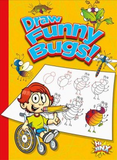 Draw funny bugs! by Colins, Luke